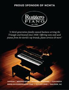 Ruggero Piano Ad